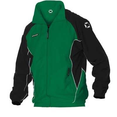 Stanno Porto Full Zip Micro Top (green)