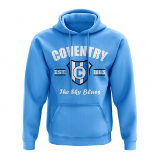 Coventry Established Hoody (Sky)