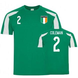 Ireland Sports Training Jersey (Coleman 2)
