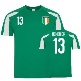 Ireland Sports Training Jersey (Hendrick 13)