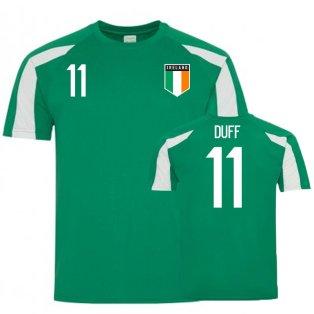 Ireland Sports Training Jersey (Duff 11)