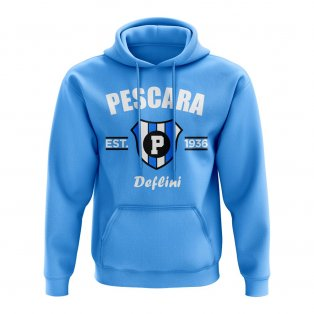 Pescara Established Hoody (Sky)