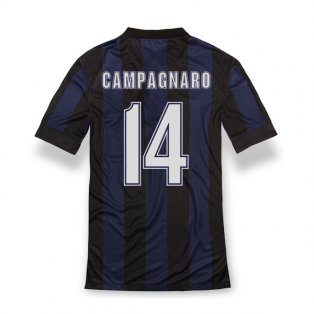 2013-14 Inter Milan Home Shirt (Campagnaro 14) - Kids