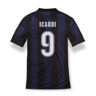 2013-14 Inter Milan Home Shirt (Icardi 9) - Kids