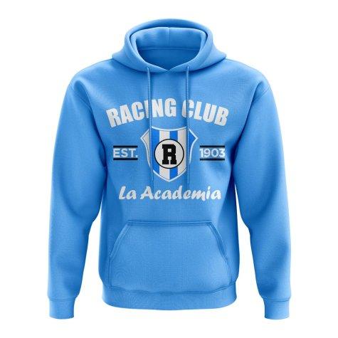Racing Club Established Hoody (Sky)
