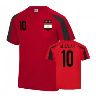 Egypt Sports Training Jersey (Salah 10)
