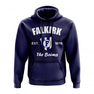 Falkirk Established Hoody (Navy)