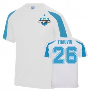 Florian Thauvin Marseille Sports Training jersey (White)