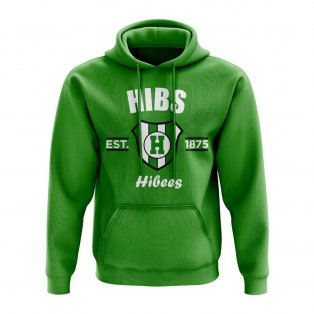 Hibernian Established Hoody (Green)