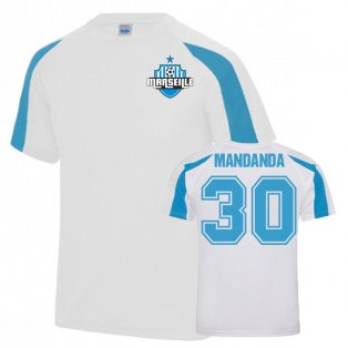 Mandanda Sports Training jersey (White)