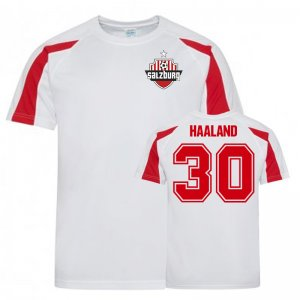 Erling Braut Haaland FC Red Bull Salzburg Sports Training Jersey (White)