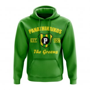 Panathanikos Established Hoody (Green)