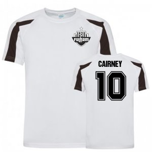 Tom Cairney Fulham FC Sports Training Jersey (White)