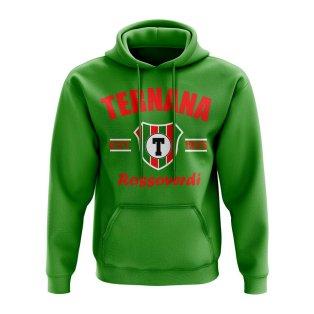 Ternana Established Hoody (Green)