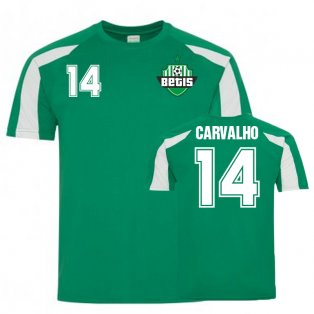 William Carvalho Real Betis Sports Training Jersey (Green)
