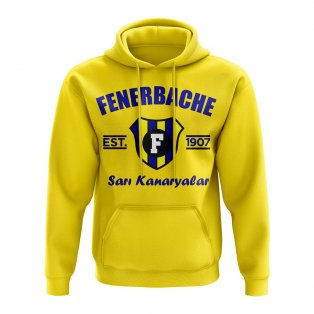 Fenerbahce Established Hoody (Yellow)