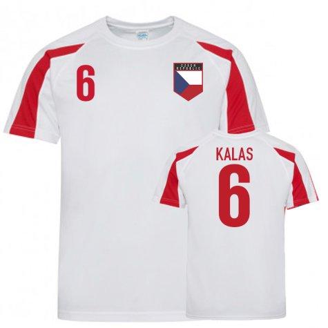 Czech Republic Sports Training Jersey (Kalas 6)