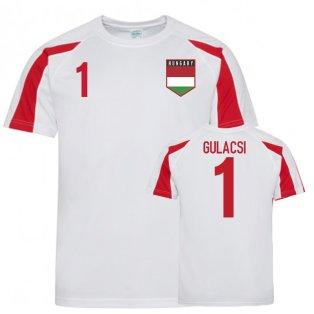 Hungary Sports Training Jersey (Gulacsi 1)