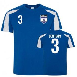 Israel Sports Training Jersey (Ben Haim 3)