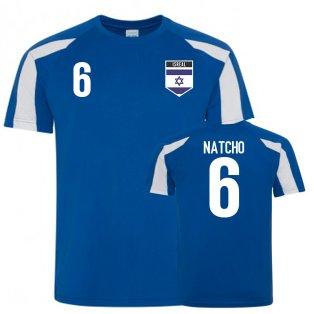 Israel Sports Training Jersey (Natcho 6)