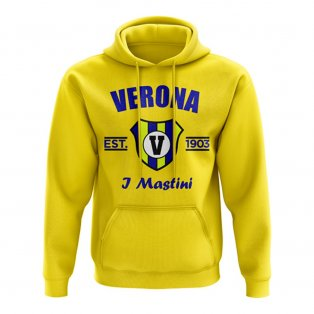 Verona Established Hoody (Yellow)