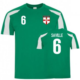 Northern Ireland Sports Training Jersey (Saville 6)