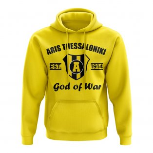Aris Established Hoody (Yellow)