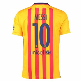 quality design 92e37 37b18 Lionel Messi Football Shirts - UKSoccershop.com