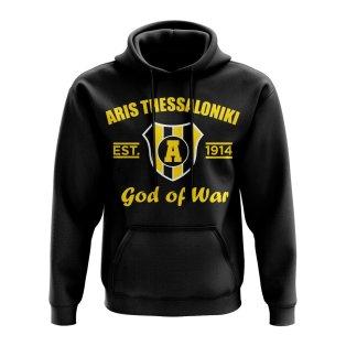 Aris Established Hoody (Black)