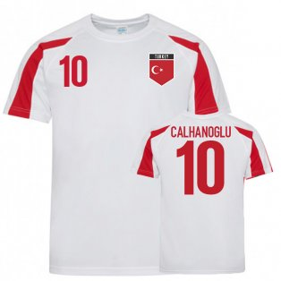 Turkey Sports Training Jerseys (Calhanoglu 10)