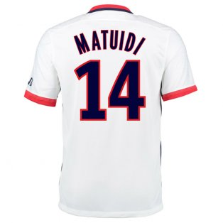 2015-16 PSG Nike Away Kit (Matuidi 14) - Kids