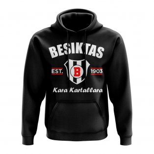 Besiktas Established Hoody (Black)