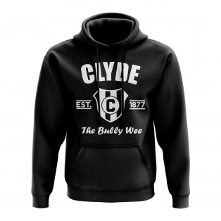 Clyde Established Hoody (Black)