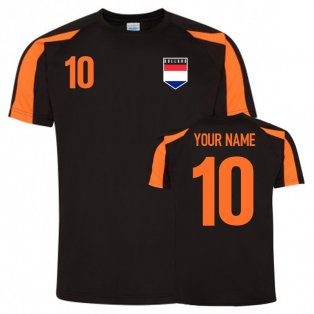 Holland Sports Training Jersey (Your Name)