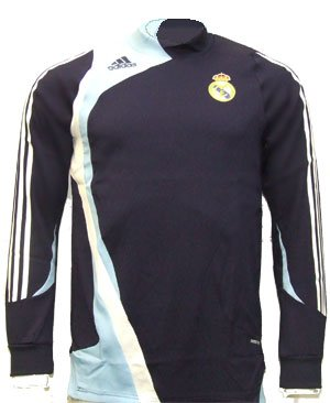 07-08 Real Madrid Training Top
