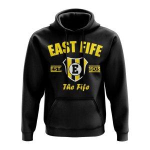 East Fife Established Hoody (Black)