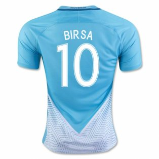 2016-17 Slovenia Home Shirt (Birsa 10)