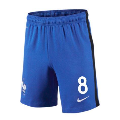 2016-17 France Home Shorts (8) - Kids