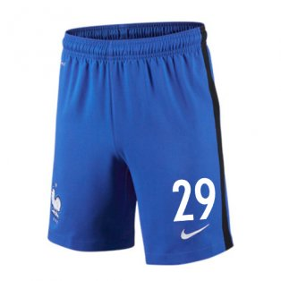 2016-17 France Home Shorts (29) - Kids