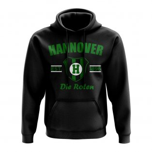 Hannover 96 Established Hoody (Black)