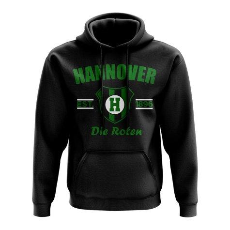 Hannover 96 Established Hoody (Black)