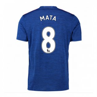 2016-17 Manchester United Away Shirt (Mata 8) - Kids