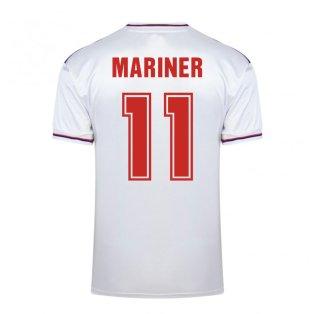 Score Draw England World Cup 1982 Home Shirt (Mariner 11)