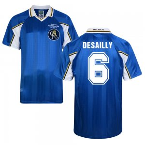 Score Draw Chelsea 1998 Home Shirt