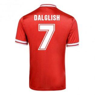 Score Draw Liverpool 1982 Home Shirt (Dalglish 7)