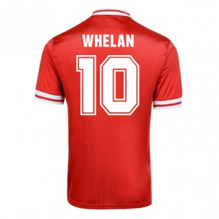 Score Draw Liverpool 1982 Home Shirt (Whelan 10)