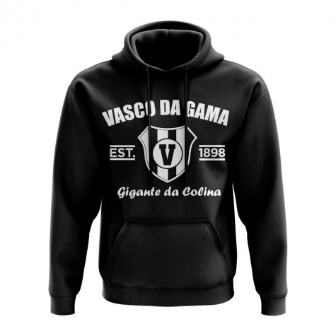 Vasco da Gama Established Hoody (Black)