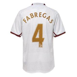 86f76845e 07-08 Arsenal away (Fabregas 4)  237867-105  - Uksoccershop