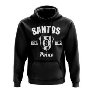 Santos Established Hoody (Black)