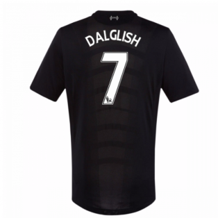 2016-17 Liverpool Away Shirt (Dalglish 7) - Kids